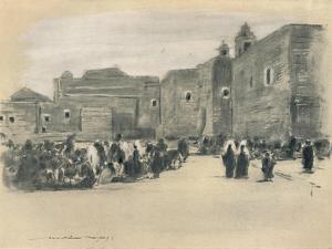 'Bethlehem', 1903 by Mortimer L Menpes