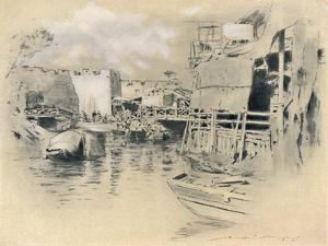 'Canton', 1903 by Mortimer L Menpes