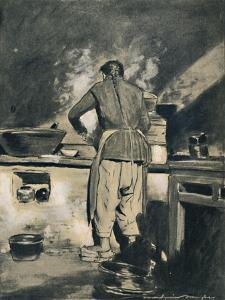 'Chinese Cook', 1903 by Mortimer L Menpes