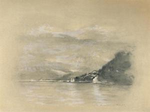 'Lake of Lucerne', 1903 by Mortimer L Menpes