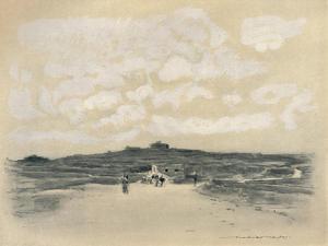 'On the Road to Bethlehem', 1903 by Mortimer L Menpes
