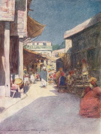 'A Narrow Street', 1905