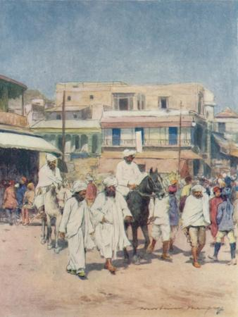 'Native Chiefs in Delhi', 1905
