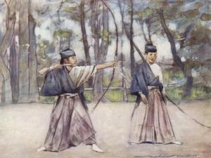Archers by Mortimer Ludington Menpes