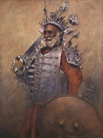 Rewa Warrior - 19th century