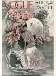 Vogue Cover - January 1910-Mortimer-Premium Giclee Print