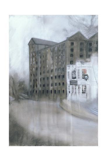 Mortlake Brewery (SW14, the Old Ship) 2005-Sophia Elliot-Giclee Print