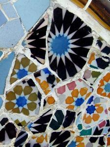 Mosaic Fragments I