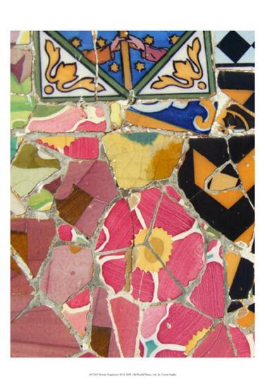 Mosaic Fragments III--Art Print
