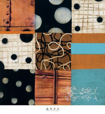 Mosaic I-Anka-Art Print