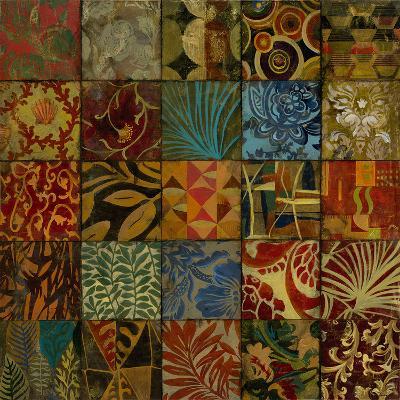 Mosaic I-Douglas-Giclee Print