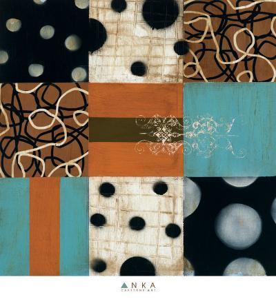 Mosaic II-Anka-Art Print
