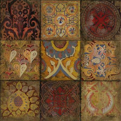 Mosaic III - Detail I-Douglas-Giclee Print