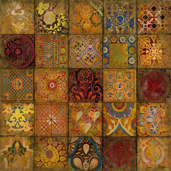 Mosaic III-Douglas-Giclee Print