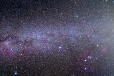Mosaic of the Southern Milky Way from Orion to Vela--Photographic Print