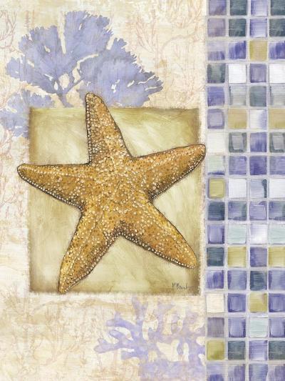 Mosaic Shell Collage II-Paul Brent-Art Print