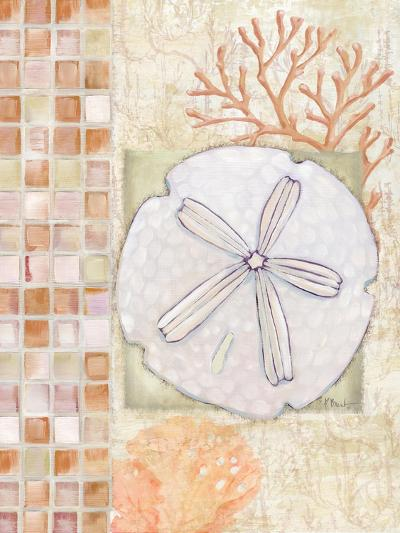 Mosaic Shell Collage IV-Paul Brent-Art Print