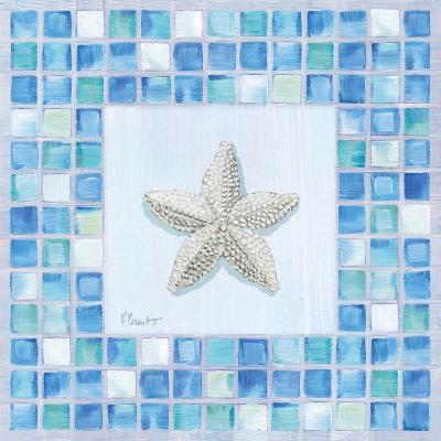 Mosaic Starfish-Paul Brent-Art Print