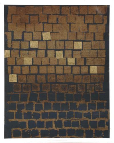 Mosaic Sunset I-Megan Meagher-Giclee Print