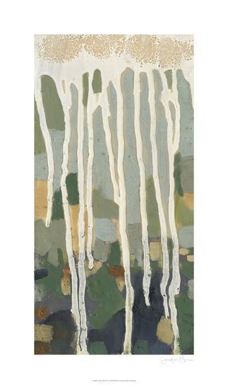 Mosaic Treeline I-Jennifer Goldberger-Limited Edition
