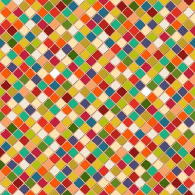 Mosaico-Sharon Turner-Art Print