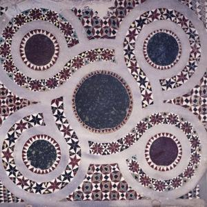 Mosaics in Cloister of Paradise, Amalfi Cathedral