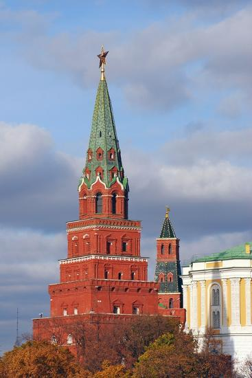 Moscow Kremlin. UNESCO World Heritage Site.-Ekaterina Bykova-Photographic Print