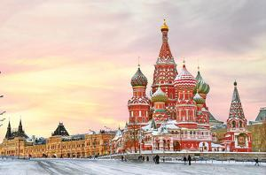 Moscow Red Square & Kremlin