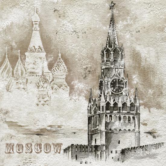 Moscow-Dominguez-Art Print