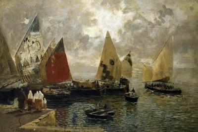 Memory of Chioggia, 1887