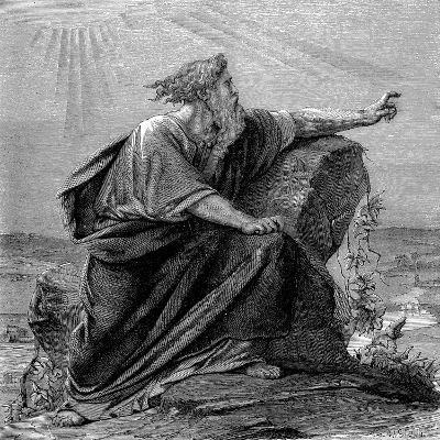 Moses, Old Testament Prophet, C1860--Giclee Print