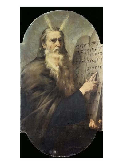 Moses-Jusepe de Ribera-Giclee Print
