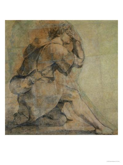 Moses-Raphael-Giclee Print