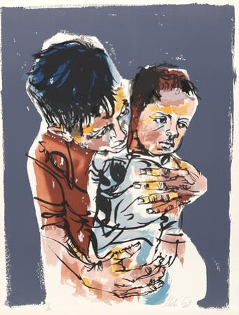 Father and Son from People in Israel