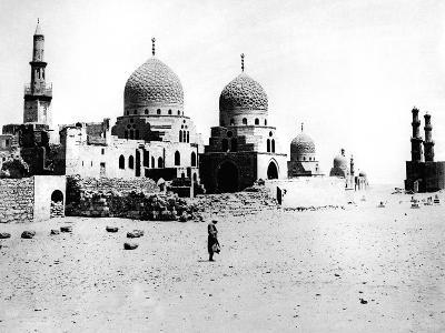 Mosque, Egypt, 1895- Zangaki-Giclee Print