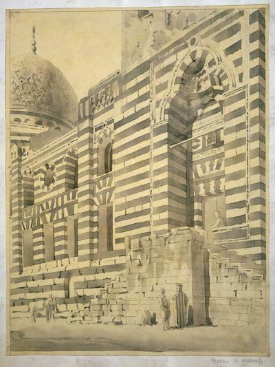 Mosque of Ashraff, 19th Century-Richard Phene Spiers-Giclee Print