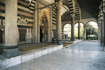 Mosque of Suleiman the Magnificent, Damascus, Syria--Photographic Print
