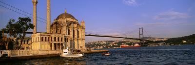 Mosque, Ortakoy, Istanbul, Turkey--Photographic Print