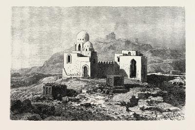 Mosque-Tomb Near Assouan, Egypt, 1879--Giclee Print