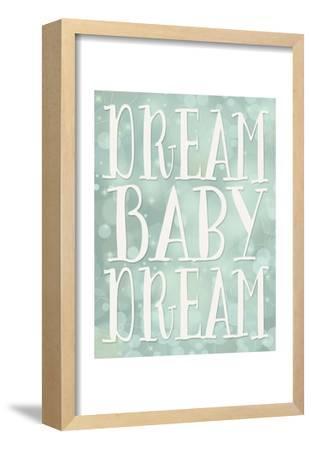 Dream Baby Dream Bokeh by Moss Tara
