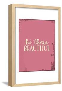 Hi There Beautiful Plus by Moss Tara