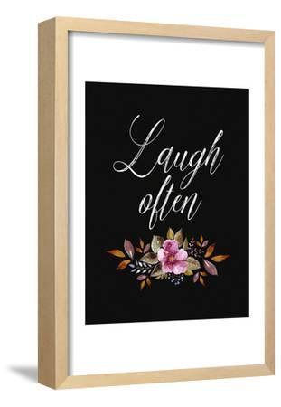 Laugh Often by Moss Tara