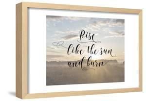 Rise Like the Sun by Moss Tara
