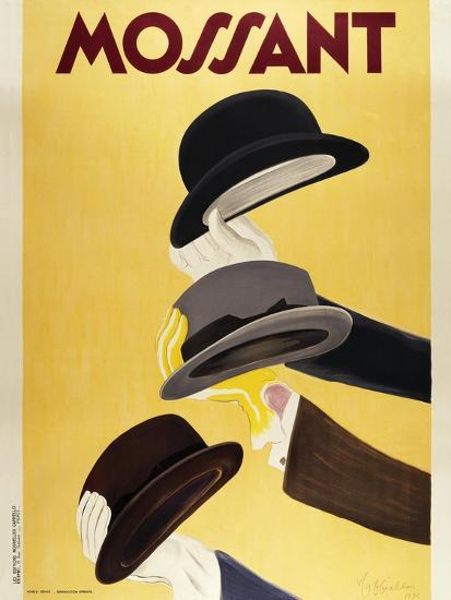 Mossant-Marcus Jules-Giclee Print