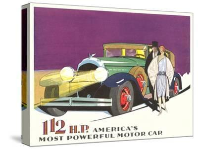 Most Powerful Motor Car