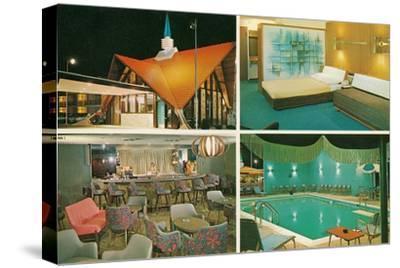 Motel Interiors