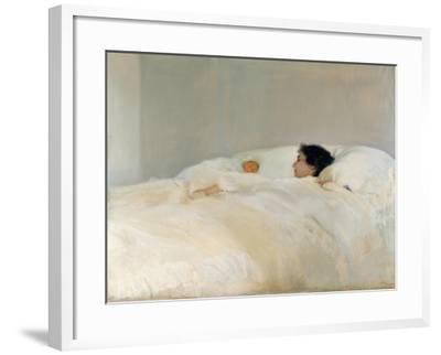 Mother, 1895-Joaquin Sorolla y Bastida-Framed Giclee Print
