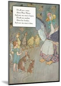 Mother Goose Rhyme, Animals