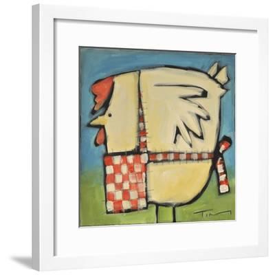 Mother Hen-Tim Nyberg-Framed Giclee Print