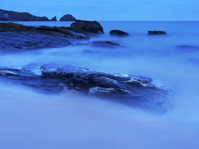 Mother Ivey's Bay, Cornwall, England, United Kingdom, Europe-Jeremy Lightfoot-Photographic Print